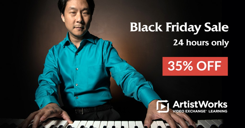 Online Piano Lessons with Hugh Sung at ArtistWorks